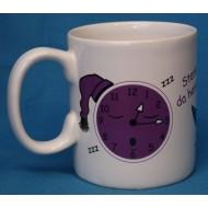 Mug en porcelaine décors BegRuz2